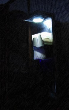 Light Sconce1 Fence Standard e-mail view