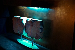 Wood-Resin-Steel & Luminescence