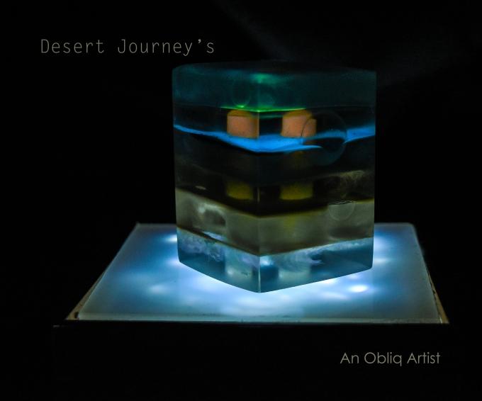 Desert Journey Cube