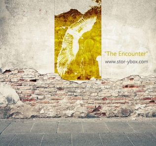 Bansky The Encounter fb
